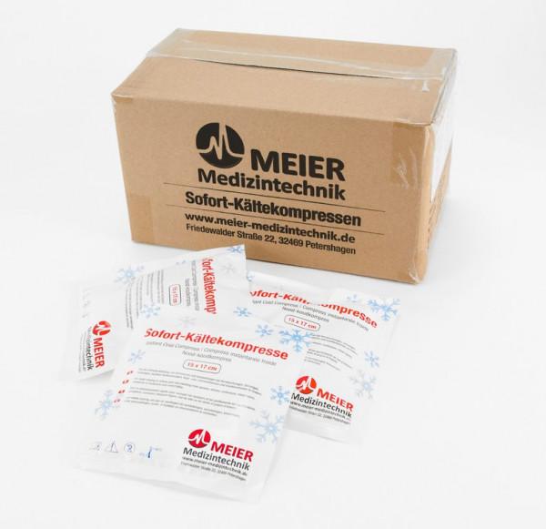 MeierMed AEROuse® Kälte-Sofortkompresse | 15 x 17 cm | Packung á 20 Stück