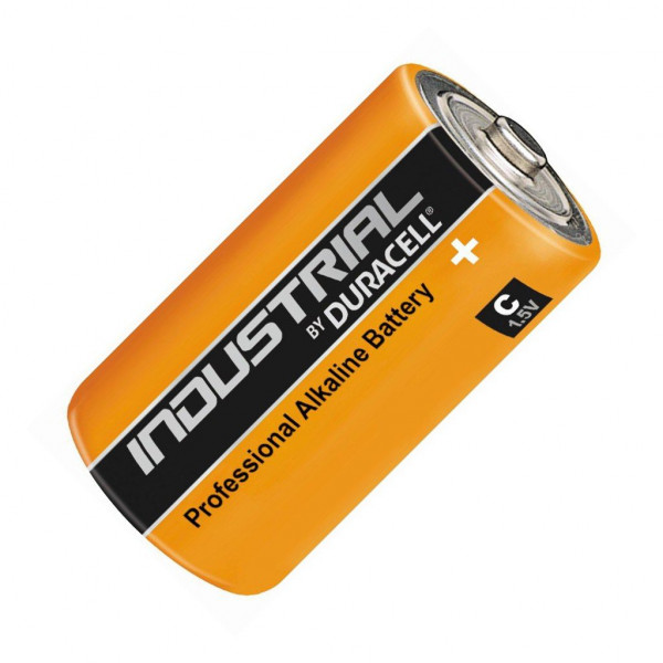 DURACELL® Industrial Alkaline Batterie - 1,5 Volt Baby C LR14 - 1 Stück