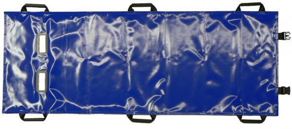 Schnitzler® Rettungstuch / Tragetuch mit Gurtdurchführung | Farbe: Blau