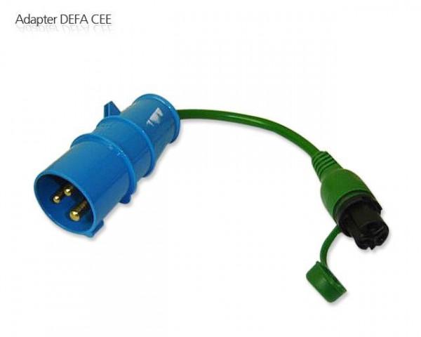 DEFA Adapter CEE-/ DEFA Stecker
