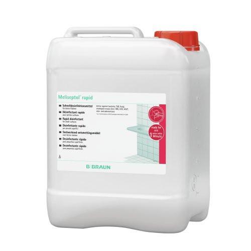 B. Braun Meliseptol® rapid Sprühdesinfektion | 5 Liter Kanister