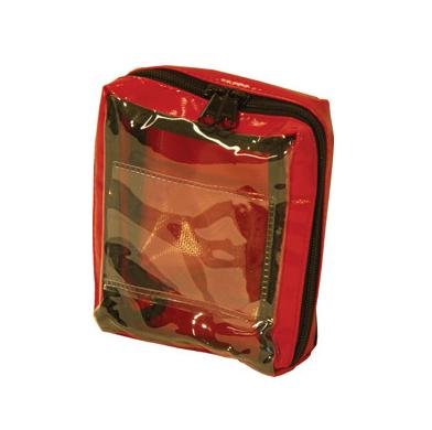 MeierMed AEROcase® Modultasche S - Material: AERO®-Plan - Farbe: Rot