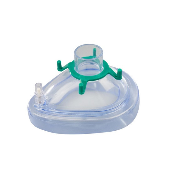 Weinmann CPAP / NIV Einmalmaske mit Luftkissen | Größe: S / Kind