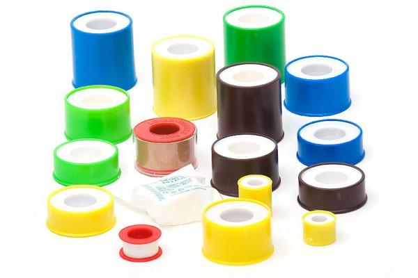 LeinaPlast Mediflex Rollenpflaster / Heftpflasterspule | Größe: 1,25 cm x 5 m