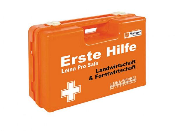 LEINA WERKE Erste Hilfe-Koffer Pro Safe / SAN DIN 13157 | Ausführung: Land- und Forstwirtschaft