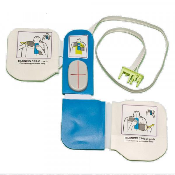 ZOLL® AED-Plus® Trainings-Elektrode - CPR-D mit Herzdrucksensor - für Trainer 2
