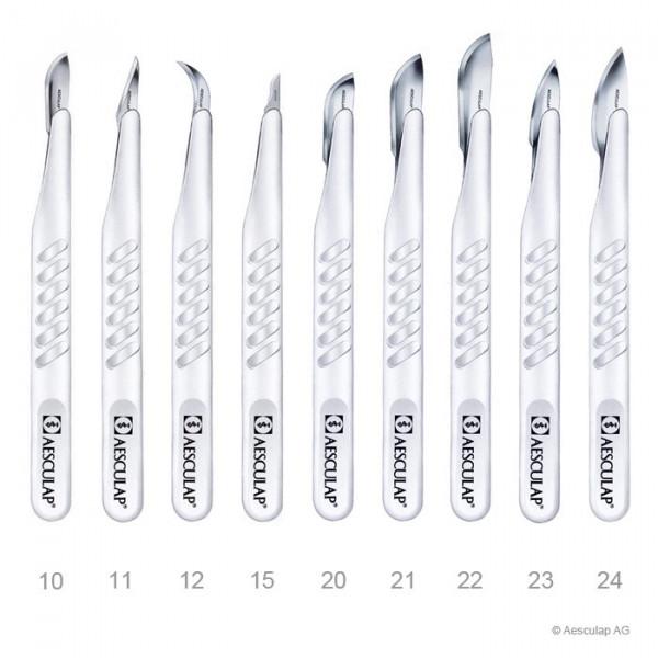 B.Braun Cutfix® Skalpelle | Einmal-Skalpell | 1 Stück