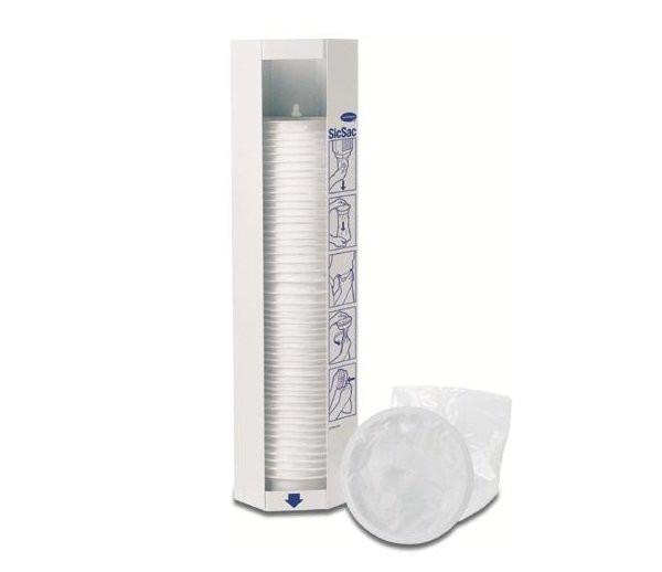 Hartmann® SicSac® Spender für Spuckbeutel - leer