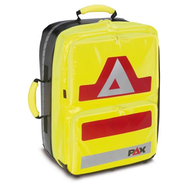 PAX® Notfallrucksack Berlin 2 | Material: PAX®-Plan | Farbe: Tagesleuchtgelb