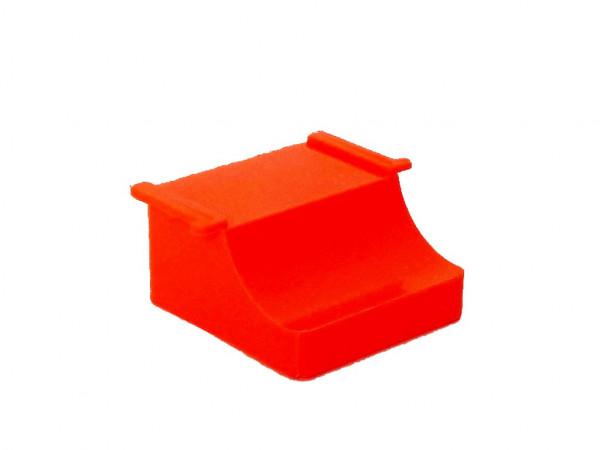 LEINA WERKE Arretierung für Pro Safe Erste-Hilfe Koffer   Farbe: Orange
