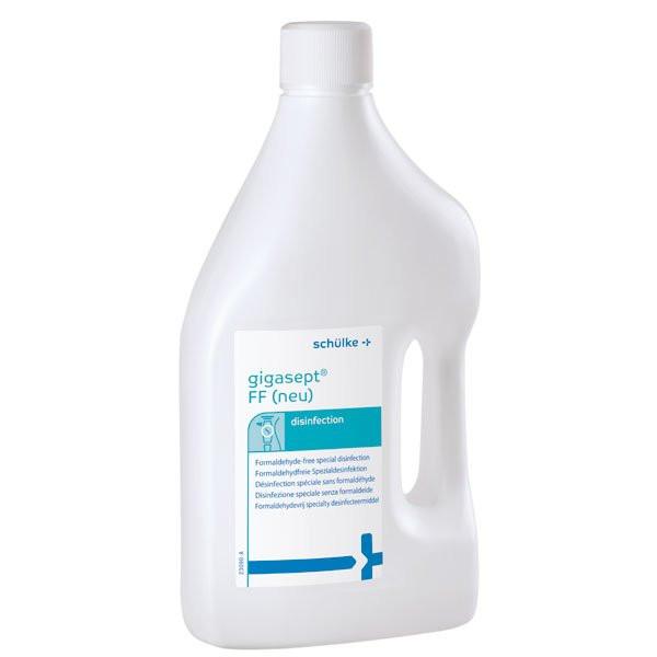 schülke gigasept® FF neu | Instrumenten-Desinfektion | 2000 ml Flasche