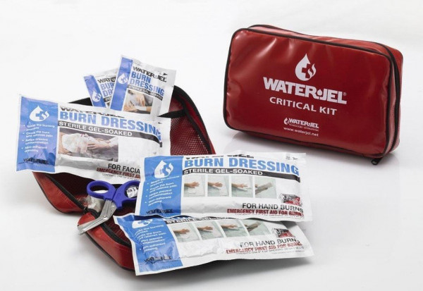 Water Jel® Verbrennungs-Set Critical Kit