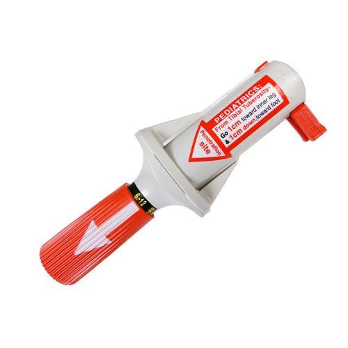 B.I.G™ Intraossärnadel Bone Injection Gun G18 - Kinder - Farbe: Rot
