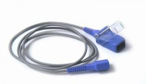 Envitec SpO2 Verlängerungskabel / Adapterkabel - 240 cm - Kompatibel zu Nellcor