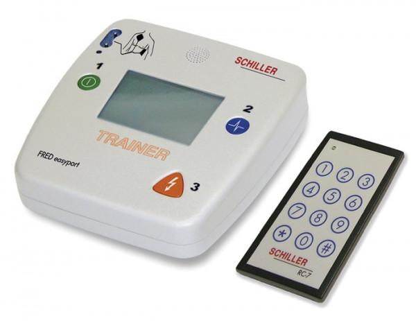 SCHILLER® AED FRED easyport® - Trainingsgerät