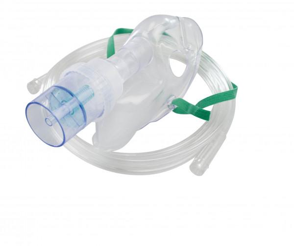 AEROpart® Sauerstoff Vernebler-Set / Aerosol-Inhalationsset - Komplett - für Erwachsene