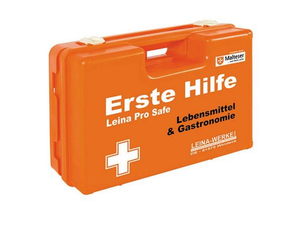 LEINA WERKE Erste Hilfe-Koffer Pro Safe / SAN DIN 13157 | Ausführung: Lebensmittel + Gastronomie