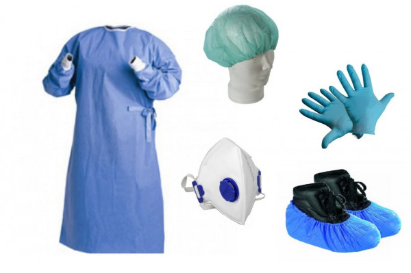 MeierMed Infektionsschutz Set - MRSA-Schutz-Set - Exclusiv