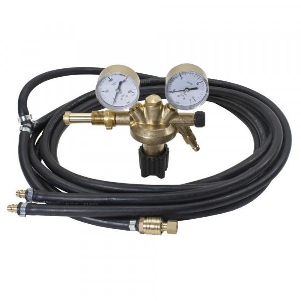 AIRSHELTER® Füllgarnitur Pressluft für Zelt - Set 1