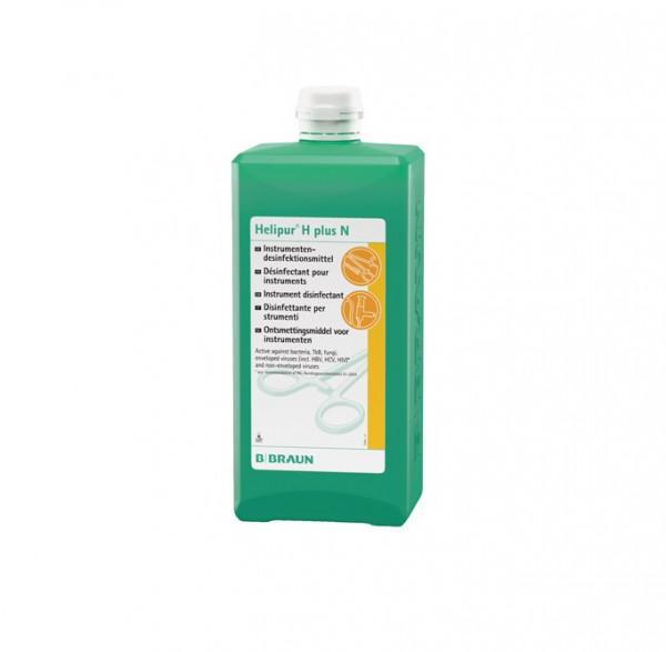 B. Braun Helipur® H Plus N Instrumentendesinfektion | 1000 ml Flasche