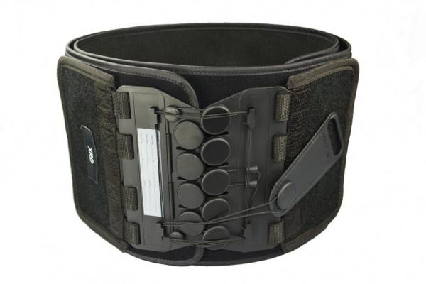PYNG Medical T-POD™ Combat™ / Trauma Pelvic Orthotic Device™ / Beckenschlinge - Farbe: Schwarz
