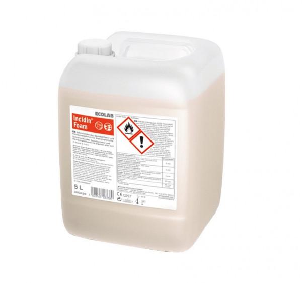 ECOLAB Incidin™ Foam | 5 Liter Kanister
