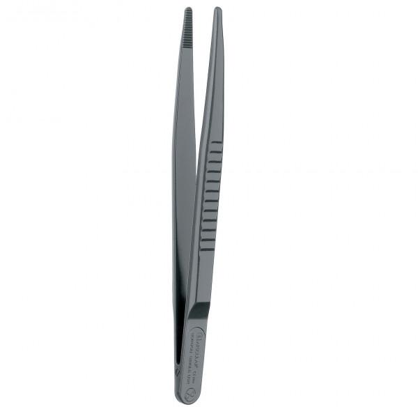 B.Braun SUSI® Anatomische Pinzette ohne Zähne   Länge: 14,5 cm   Packung á 20 Stück