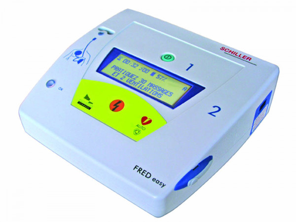 SCHILLER® AED FRED easy - vollautomatisch