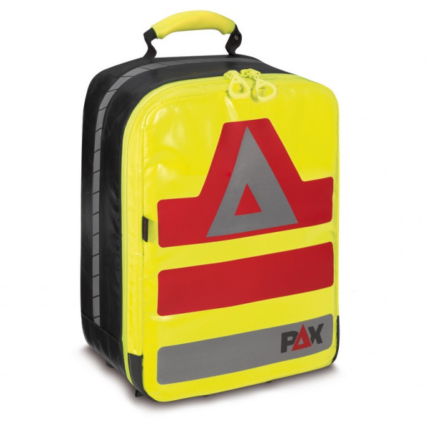 PAX® Notfallrucksack Feldberg-San | Material: PAX®-Plan | Farbe: Tagesleuchtgelb