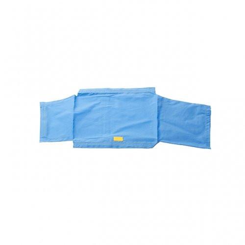 BOSO TM-2430 Schutzbezüge für Manschetten - standard - Erwachsene - Packung á 5 Stück
