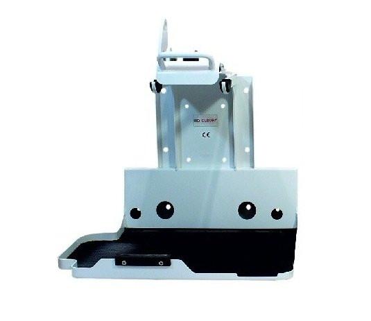 Physio-Control® LIFEPAK® 12 / 15 Fahrzeughalterung Donau - Neu - Farbe: Weiss