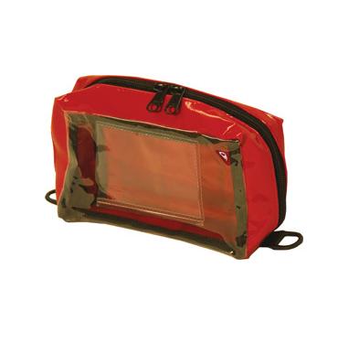 MeierMed AEROcase® Modultasche M - Material: AERO®-Plan - Farbe: Rot
