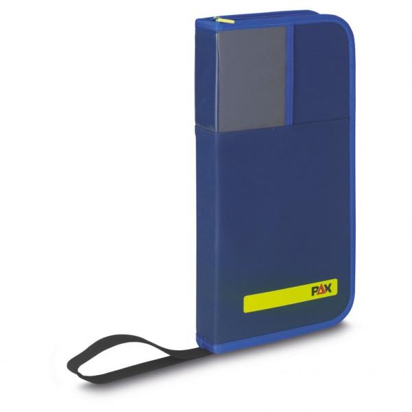 PAX® Schlüsseltasche 20   Material: PAX®-Light   Farbe: Blau