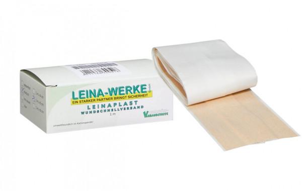 LEINA WERKE Wundschnellverband   elastisch   Größe: 4 cm x 1 m