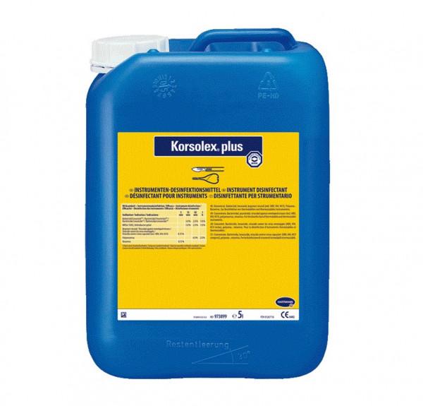 BODE Korsolex® plus Instrumentendesinfektion | 5 Liter Kanister
