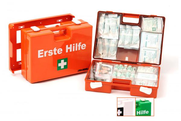 LEINA WERKE Erste-Hilfe-Koffer | MULTI | mit Füllung DIN 13169 | Farbauswahl