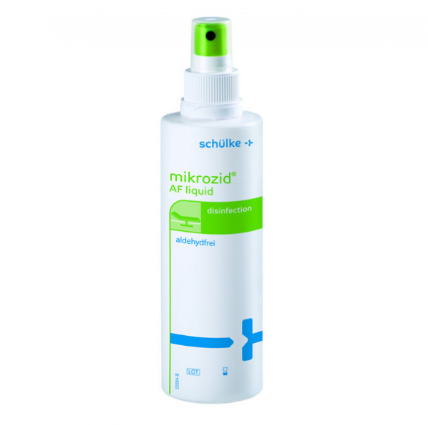 schülke mikrozid® AF liquid Schnelldesinfektion | 250 ml Pumpspray