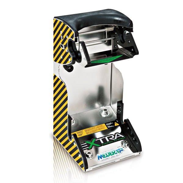 MEBER® Fixiersystem zum Einbau in Fahrzeugen für Tragestuhl Typ EXTRA