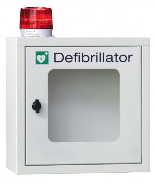 MeierMed Wandschrank - mit Alarmfunktion Sirene und Leuchte inkl. 9V Blockbatterie - Farbe nach Wuns