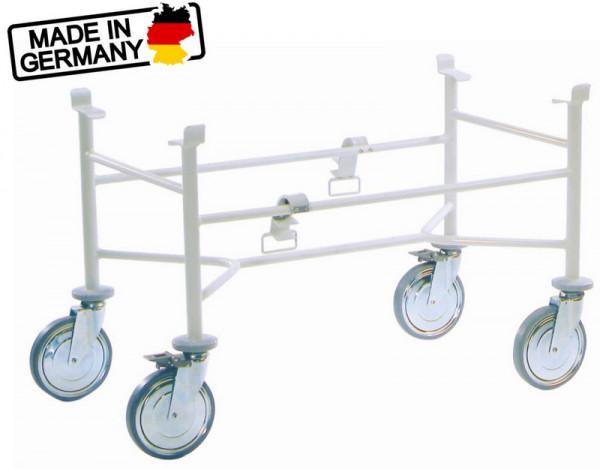 ultraMEDIC® ultraROLLER I Fahrgestell DIN 13034 für Krankentragen   Starr