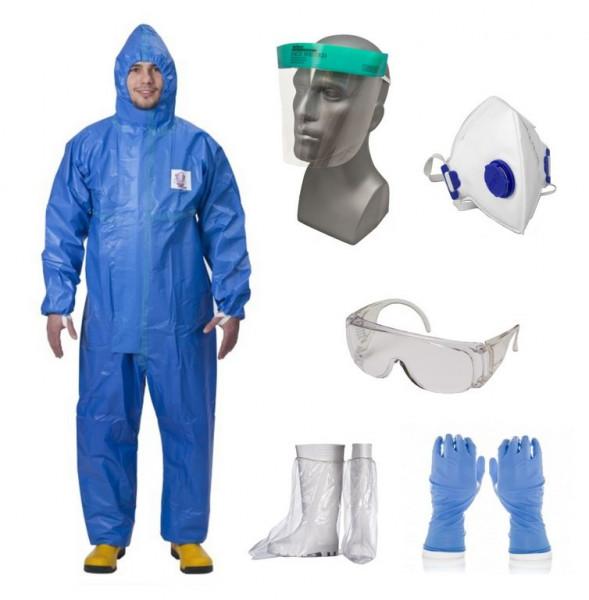 MeierMed Infektionsschutz Set 4 SARS