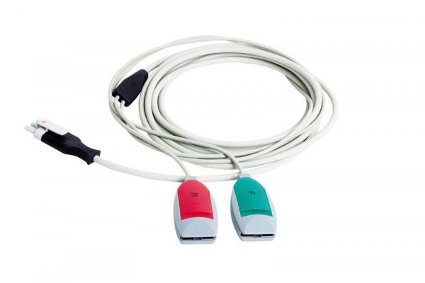Primedic™ HeartSave® SavePads-connect-Kabel, 2-polig