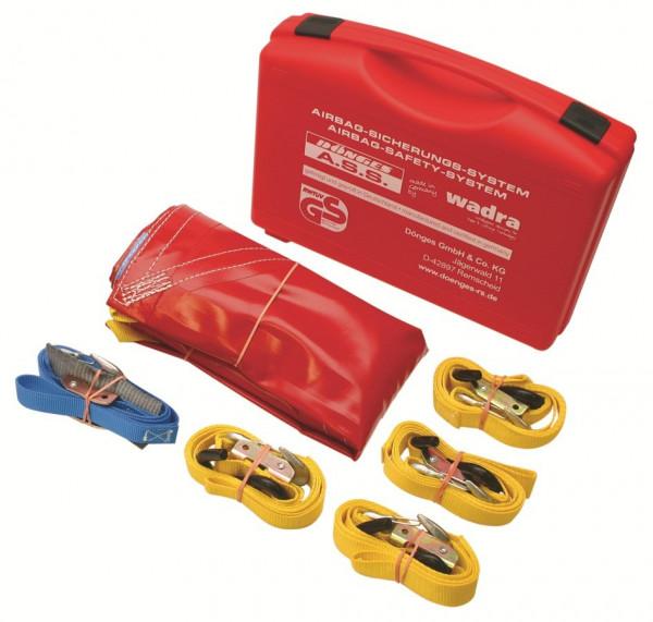Dönges® Airbag-Sicherungs-System A.S.S. - Beifahrerseite PKW