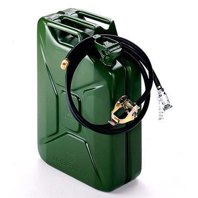 ENDRESS® Betankungsset für DIN-Stromerzeuger incl. Kraftstoffkanister