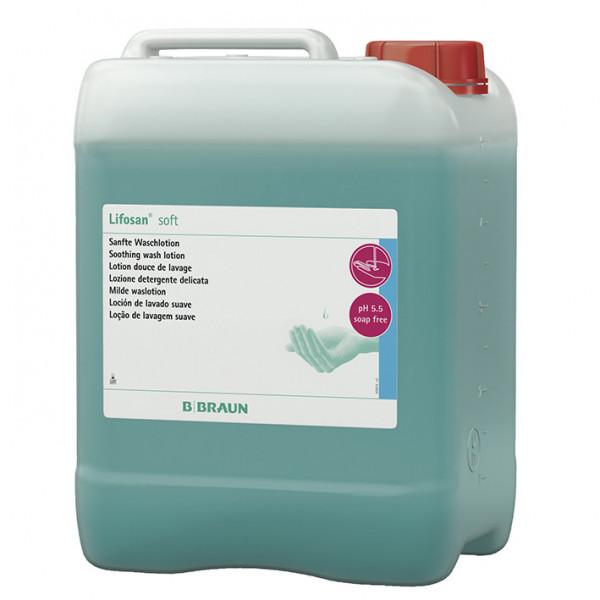 B. Braun Lifosan® soft Waschlotion   5 Liter Kanister