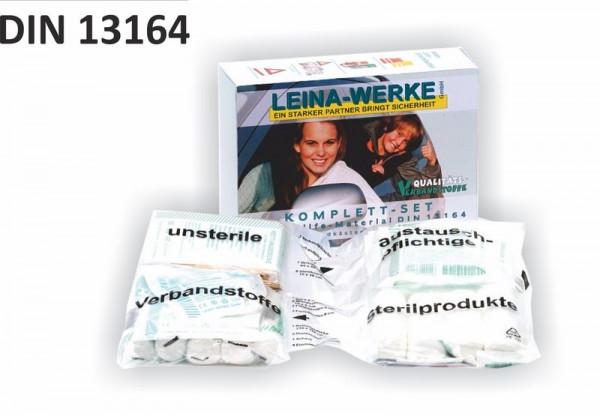 LEINA WERKE Füllung nach DIN 13164 / KFZ Verbandstofffüllung