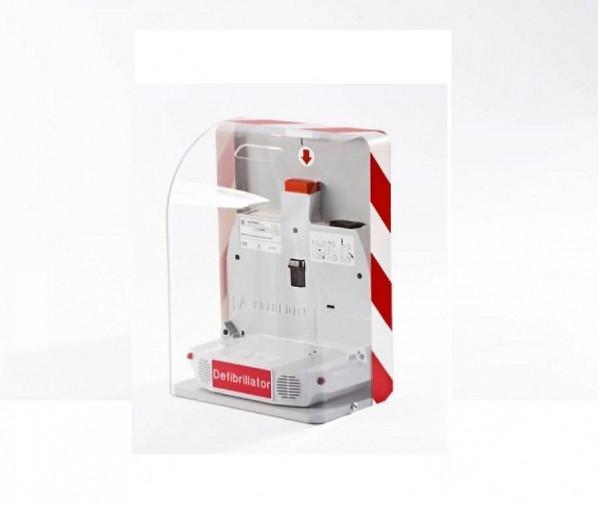 Primedic™ HeartSave® SafeBox Wandvitrine mit Magnetschloss und Alarm