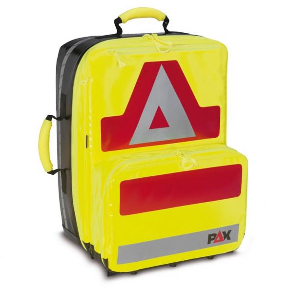 PAX® Notfallrucksack Wasserkuppe L-FT   Material: PAX®-Plan   Farbe: Tagesleuchtgelb