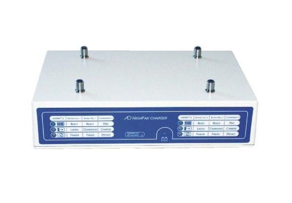 AD Elektronik® HighPak® Charger 12 + 220 V Spannungsversorgung für Akkupacks HighPack®-12