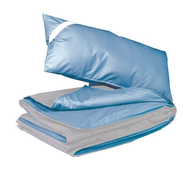 MeierMed Res-Q-Pillow - Kopfkissen mit Fixierschlaufen